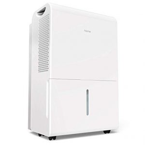 hOmeLabs 30 Pint 1,500 Sq. Ft Energy Star Dehumidifier