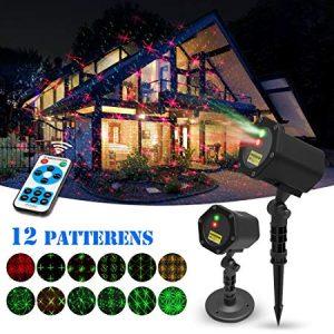 Innoo Tech Christmas Laser Lights