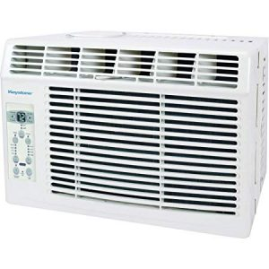 Keystone 5,000 BTU 115V Window-Mounted Air Conditioner