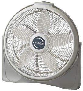 Lasko 3520 20″ Cyclone Pivoting Floor Fan