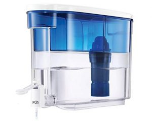 PUR 18 Cup Dispenser w/1 Filter