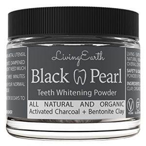 Pearls Charcoal Teeth Whitening Powder
