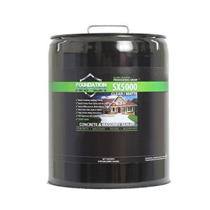 Penetrating Clear Solvent-Based Silane-Siloxane Concrete & Masonry Sealer