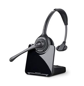 Plantronics CS510 – Over-the-Head monaural Wireless Headset System