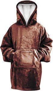 RONGO Oversized Sweatshirt Hoodie Blanket