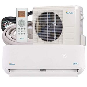 Senville 9000 BTU Mini Split Air Conditioner and Heat Pump SENL-09CD