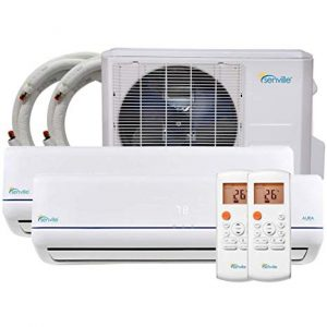 Senville SENA-18MO-209 18000 BTU Dual Zone Split Air Conditioner