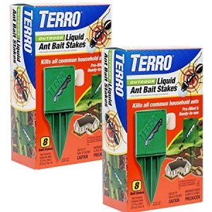 TERRO T1812-2 outdoor liquid ant killer