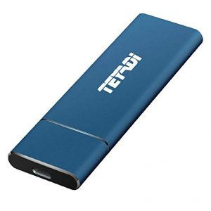 TEYADI External SSD 512GB, Portable Solid State Drive
