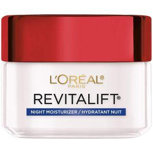 L'Oreal Paris, RevitaLift Anti-Wrinkle + Firming Night Cream