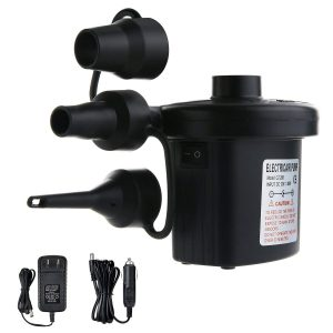 Jasonwell AC/DC 2in1 Portable Electric Air Pump
