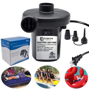 BOMPOW Electric Air Pump