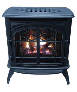 Thelin Echo Direct Vent (NG) Natural Gas or (LP) Propane Heater