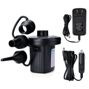 AGPtEK Portable Quick-Fill Air Pump