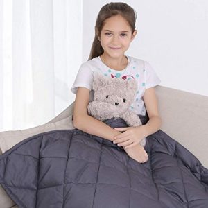 bedextra Weighted Blanket 7lbs for Kids
