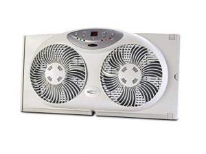 Bionaire BWF0910AR-WCU Remote Control Window Fan