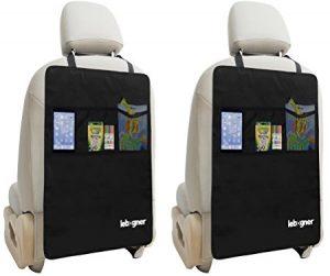 Kick Mat Auto Seat Back Protectors