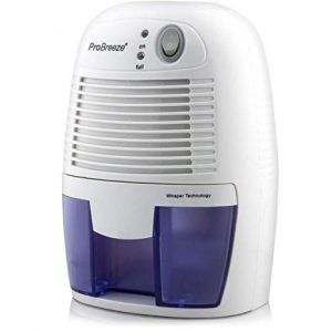 Pro Breeze Electric Mini Dehumidifier