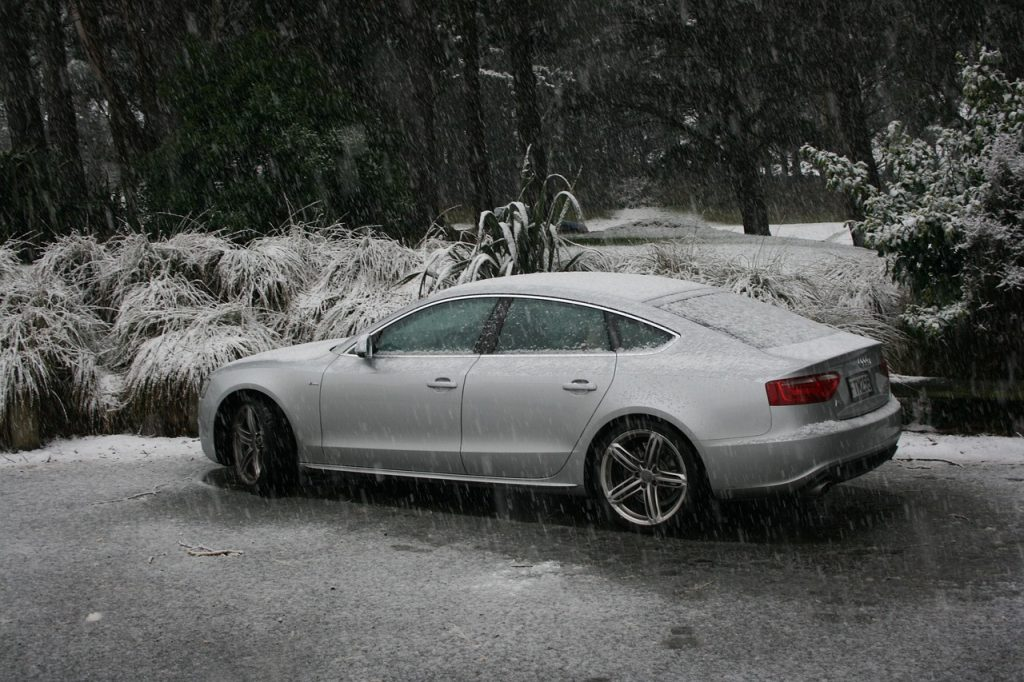 snow-car